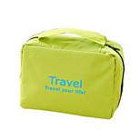Fashion Portable Fabric Toiletry Bag/Travel Storage for Travel 21*16*7cm