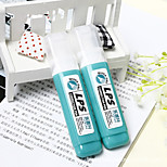 2PCS Correction Fluid Correction Pen(Style random)