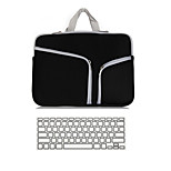 2 in 1 Laptop Cover Case Ultrabook Notebook Sleeve bag with Keyboard Cover for Macbook Pro Air Retina 11