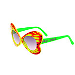 Kids Photochromic 100% UV Butterfly Full-Rim Cat-Eye Sunglasses Style(Random Color)