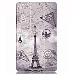 Print Style PU Leather Stand Cover Case for Lenovo Tab 2 A8 A8-50 A8-50F A8-50LC