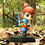 League of Legends Yasuo 15CM Anime Action Figures Model Toys Doll Toy