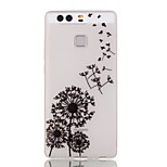 Luminous Night Dandelion Pattern TPU Soft Case for Huawei Ascend P9