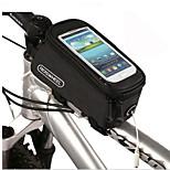 Bolsa para Quadro de Bicicleta Ciclismo Para Outros Similares Tamanho Telefones(Multifuncional / Touch Screen / Anti-Derrapante,Amarelo /
