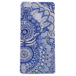 Art Pattern Transparent TPU Material Soft Phone Case for Huawei Ascend P9/Ascend P9 Lite