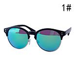 Women'sMirrored / Polarized / 100% UV400 Browline Sunglasses
