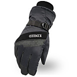 Fulang Ski Gloves Ride Outdoor Fashion Thicken Warm Gloves GE51