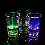 Creative Water Beer Cup KTV Induction Flash l Light Emitting Water Bar Supplies