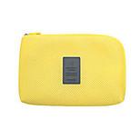 Travel Passport Holder & ID Holder / Inflated Mat Travel Storage Fabric