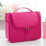 Fashion Portable Fabric Toiletry Bag/Travel Storage for Travel 19*23*10cm