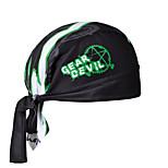 Cheji Skull Cycling Cap Adjustable Scarf Fits Under Helmets Perfect for Running/Motorcycling Biking/Football