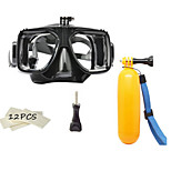 Hot Selling Diving Suit For Gopro Camera,Including The Diving Mask , Floaty Bobber,Anti-fog,And Screw