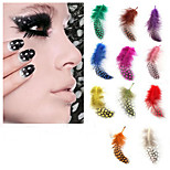 Cartoon / Lovely / Wedding Finger Nail Jewelry Acrylic 5 10*5*0.2