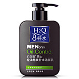 Bioaqua® Water Facial Oil Control Cleanser Cleansing for Men 1Pc