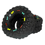 Novel Tire Shape Pet Phonate Toys