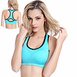 Double Gather Shockproof Yoga Running Fitness Sports Bra Big Yards Without Rims Vest Sleep Underwear