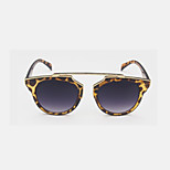Sunglasses Men / Women's Fashion Anti-Wear Round Tortoiseshell Sunglasses Full-Rim