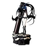 Blackrock Shooter Anime Action Figure 29CM Model Toys Doll Toy