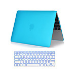 2 in 1 Crystal Clear Soft-Touch   Case with Keyboard Cover for  MacBook  Pro 13