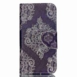 Cross Textured Leather Stand Case for Acer Liquid Z530 Z530S - Retro Flowers