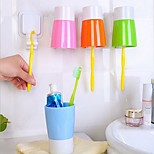 Home Supplies Creative Gifts For Family Toothbrush Tools Wash Gargle Suit