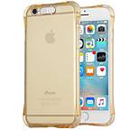 Anruf LED für iPhone 6 / 6S (verschiedene Farben) transparent TPU rückseitige Abdeckung Fall blinken