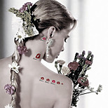 Fashion Temporary Tattoos Sexy Body Art Waterproof Tattoo Stickers Love 5PCS