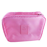 Fashion Portable Fabric Toiletry Bag/Travel Storage for Travel 21*16*8cm
