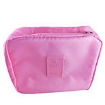 Fashion Portable Fabric Toiletry Bag/Travel Storage for Travel 21*16*8cm