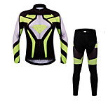 KEIYUEM®Unisex Long Sleeve Spring / Summer / Autumn Cycling Clothing  /Suits Long Waterproof / Breathable  Quick Dry