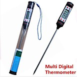Digital Food Thermometer, Pen Style Kitchen BBQ Dining Tools Temperature Household Thermometers Cooking