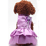 Noble Gauze Charming Pet Dress