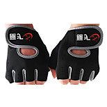 Nylon Semi Finger Gloves for Outdoor Sports