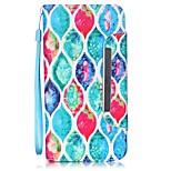 appositamente progettato grande copertura portafoglio 3 carta caso completo del corpo per iPhone 6 / 6S