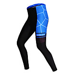 WOSAWE Cycling Padded Pants Mountain Bike Tights Summer Sportswear Ciclismo Clothing