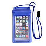 Dry Boxes / Dry Bags For Cellphone / Waterproof Diving / Snorkeling Green / Blue / Purple / Black / Red / Yellow PVC