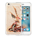 la justice nous guide retour silicone étui transparent souple pour iphone 5 / 5s (couleurs assorties)