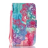 Special Design Novelty Hang rope PU Leather Full Body Case Mobile Phone Holster for Lenovo A319