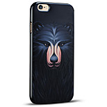High Quality Embossed Bear Protective Back Cover Soft iPhone Case for iPhone 6 Plus/iPhone 6s Plus/iPhone 6s/iPhone 6