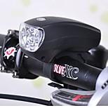 XC761 5W High Power LED Bike Light Headlight Ultra-long Irradiation Distance Black Torch