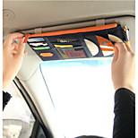 Packing Organizer For Travel Storage Fabric Random Colors(15cm*8cm*5cm)