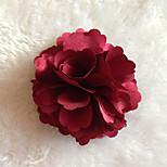 z&x® partido broche de flor de tecido / dia / 1pc ocasional