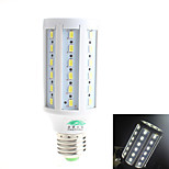 Zweihnder W417 E27 20W 600-1300LM 3000-3500K 60*5730 SMDs LED White Light Corn Lamp - White (AC 85-265V)