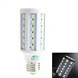 20W E26/E27 Ampoules Maïs LED C35 60 SMD 5730 1300 lm Blanc Naturel Décorative AC 85-265 V 1 pièce