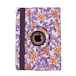360 Degree Blue And White Porcelain PU Leather Flip Cover Case for iPad 4/3/2 (Assorted Colors)
