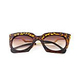 SunglassesGeek & Chic 100% UV400 Oversized Tortoiseshell Sunglasses Full-Rim