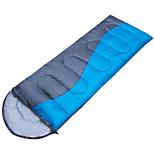 Bolsa de dormir Saco Rectangular Sencilla 10 Algodón Vacío 210X75 Senderismo Camping Viaje Al Aire Libre Impermeable Mantiene abrigado
