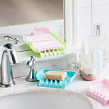 Sucker Kitchen Plastic Creative Practical Shower Antibacterial Soap Holder