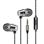 3.5mm Connector Wired Earbuds (In Ear) for Media Player/Tablet Mobile Phone Computer