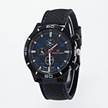 New Arrival Relogio Masculino Silicone Strap Men's Watch Quartz Sports Watches Top brand Watch Women reloj mujer